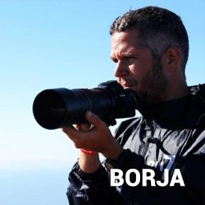 Experiencia fotográfica en Gran Canaria con el experto local canario Borja