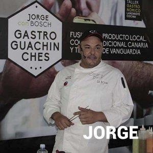 Experiencia culinaria, gastroguachinche, en Tenerife con Jorge Bosh