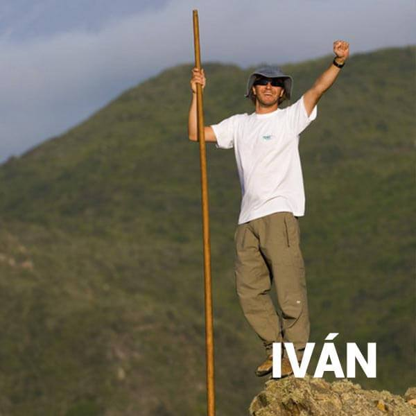 Experiencias en la naturaleza, mar y montaña con el experto local canario Iván, en Tenerife