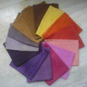 Colors silk